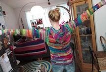Virkkausta, crocheting By Minna / Sekalasia käsityökuvia. My other handcraft pictures :)