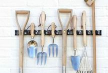 garden products // available @ much ado / Burgon & Ball /  Stephanie Alexander