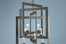 300 Mountain House Lighting Ideas, Chandelier Hanging Mountain