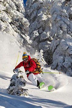 freeride ski <3