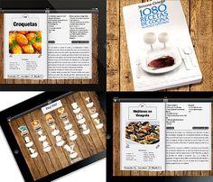 El mítico libro '1080 recetas de cocina' estrena versión para 'tablets' y móviles #recipes #books