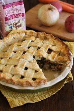 GF Turkey Pot Pie | Bob's Red Mill