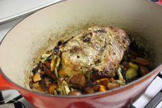 Roast pork loin with fennel- easy one pot dinner | Kimmy's Bake Shop ...