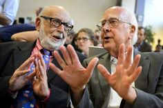 Nobel Prize in physics goes to Higgs and Englert