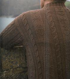 Ravelry: Anchor Gansey pattern by Martin Storey
