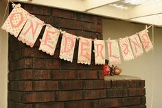 ONEderland First Birthday Tea Party! - Project Nursery   Project Nursery