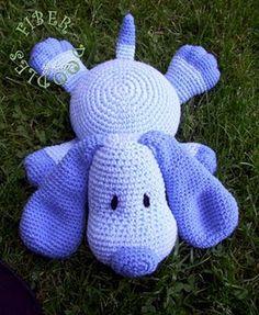dog crochet amigurumi