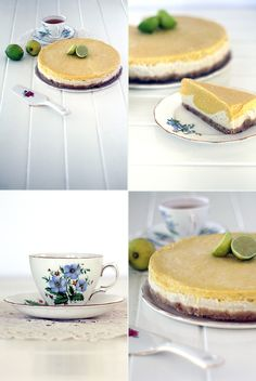 key lime bars with macadamia nut crust, betting I can make it raw ...