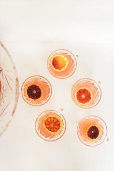 Boozy Winter Citrus Punch (gin)
