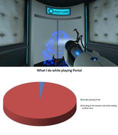Portal 2 PotatOS Plush