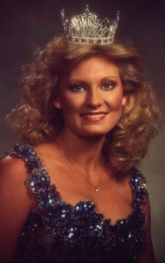 Miss Tennessee 1982 - Desiree Daniels - Miss Hamilton County - Miss America 1st Runner-Up & Preliminary Swimsuit Award