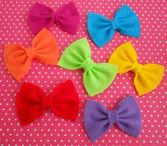 Easy DIY bows