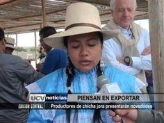 ▶ Productores de chicha de jora presentarán novedades - YouTube