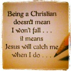 Just because you're a Christian does not mean all the hard times in your life will go away, it just means that some one who put the stars in the sky, and calls each one by name, is helping u through that time of need, but know what your experiencing will make u stronger in the end and u will be thankful for it. You might not see it now but u will in the end!