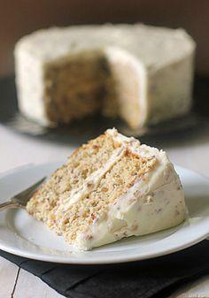 Billie's Italian Cream Cake   Recipe   Italian Cream Cakes, Cream ...
