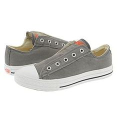 Converse for kids $38. So cute, I wish my kid liked them.