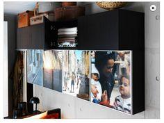 Ikea Besta with photos