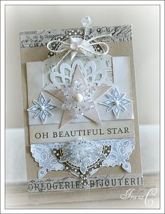 ~Oh Beautiful Star~ The Craft's Meow - Scrapbook.com