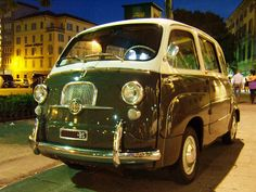 Fiat 600 Multipla by gipiosio, via Flickr