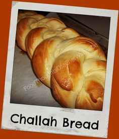 Easy Challah Bread! I had never attempted Challah, but this recipe was ...