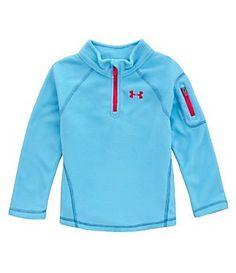 Under Armour Toddler Fleece Pullover 1/4 Zipper « Clothing Impulse  Under Armour Slogan
