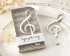 Symphony Chrome Music Note Bottle Opener for the Music lovers
