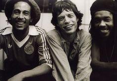 Bob Marley / Mick Jagger / Peter Tosh