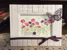 Love the new Painted Petals stamp set and Butterfly Thinlits from the Occasions 2015 Stampin' Up! catalog!  Details on my blog;  http://www.stampinbj.com/2014/12/wow-painted-petals-sneak-peak.html
