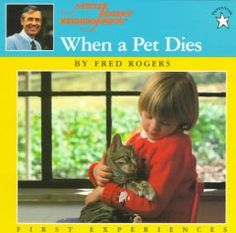 Explores the feelings of frustration, sadness, and loneliness that a youngster may feel when a pet dies.