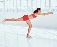5 minute workout: Brazilian Butt Lift