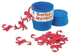 Barrel of monkeys by redhead