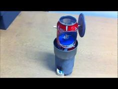 wind powered walking machine kit