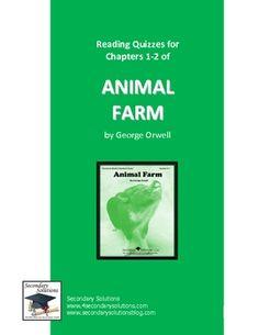 essay animal farm napoleon