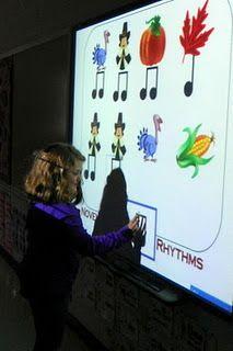 November Rhythms (1st-2nd grade)