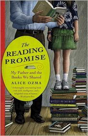 The great story of a librarian dad who read every night to his daughter. Bibliography of recommended children's books.