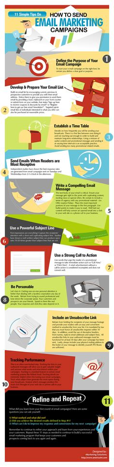 The Ultimate Guide To Email Marketing [Infographic]