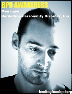 male borderline personality disorder know