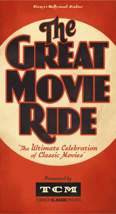 Disney and Turner Classic Movies to pair up for updates of Great Movie Ride.