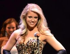 Pageant hair could be something like this.. less volume on the top though.. Freaks me out.