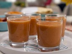 Creamy Gazpacho from Kelsey Nixon. #picnic12