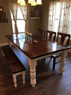 TRIBECCA HOME Mackenzie Country Antique Extending Dining Set By Tribecca Home