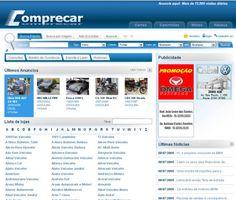 Classificados online Comprecar de Carros Usados e Novos