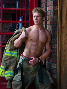 Pinch! Punch! First of the month! Happy #FiremanFriday everyone!