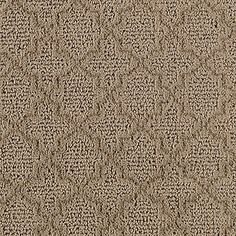 This Is Similar To Our Brown Carpet With A Fun Design The