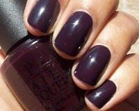 OPI Lincoln Park After Dark-- what I wear all throughout fall and winter.