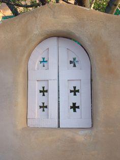 Santa Fe Window. #santafe #style