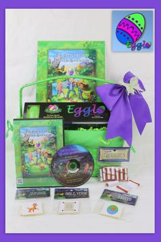 WIN PRIZE basket with glow-in-the-dark Egglo Eggs. An interactive glow in the dark egg hunt to see the light of Jesus. Family fun while impacting your children with the truth of Jesus. A turn-key church program for greater family attendance. Includes, eggs, storybook, DVD, stuffers, curriculum, and tons of egg-stras! Sign up to win the Egglo Kit. Drawing held on 3-27-15
