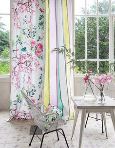 Designers Guild Chinoiserie Flower fabric