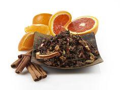 ... tea and Peach Tranquility tea combination, served hot. | TEA
