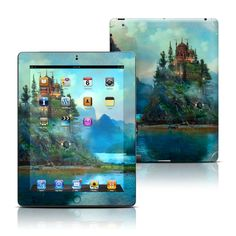 This skin for my new iPad 3 is so pretty!! it is hard to make a choice as to which one to get!